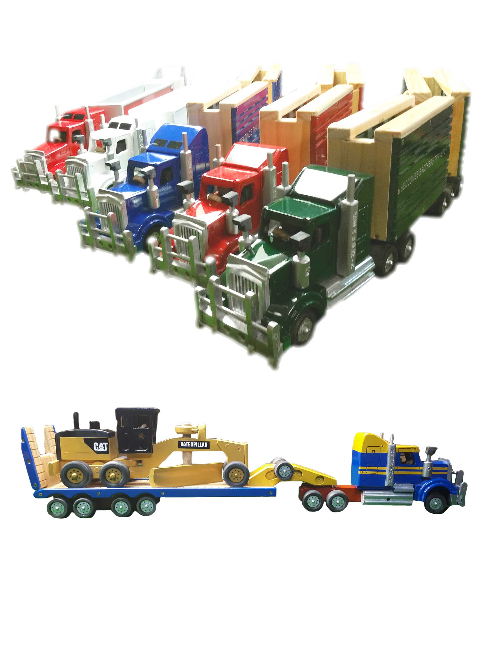 Wooden Trucks And Plans And Patterns For Wooden Toys Enjoy