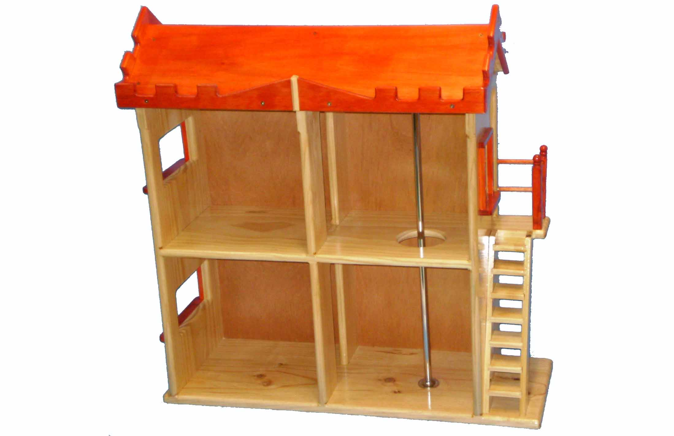 Fire Station toy plan and pattern
