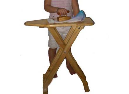 Toy Ironing Board plan