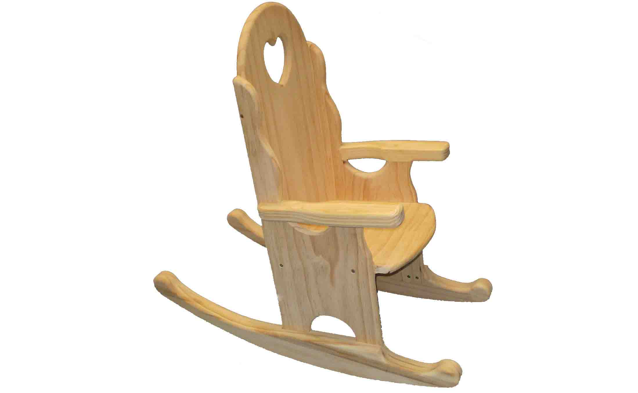 Rocking Chair wooden childs