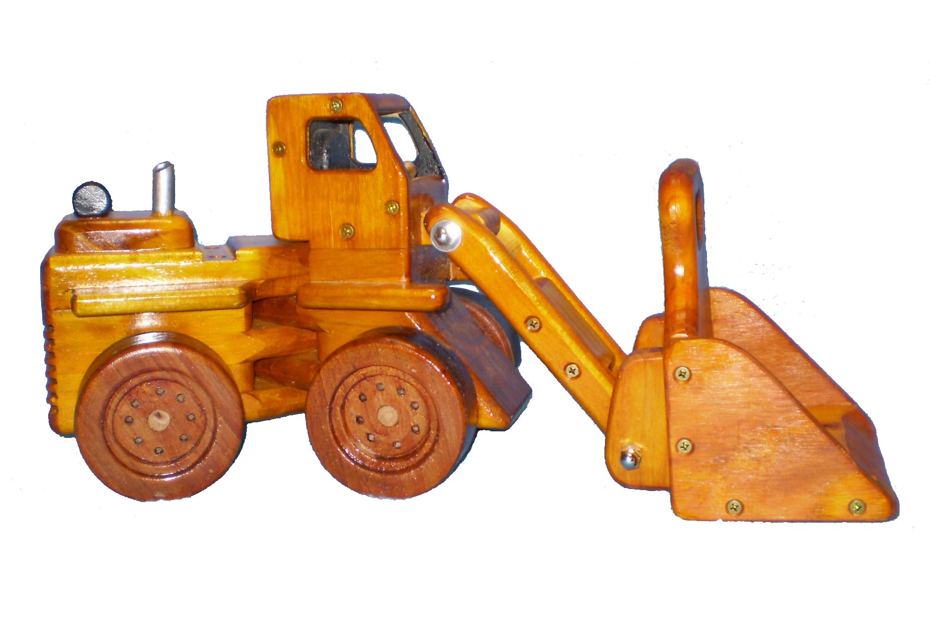 Wooden Front End Loader